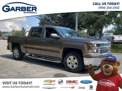 Certified Pre-Owned 2014 Chevrolet Silverado 1500 1LT Certified w/Running Boards