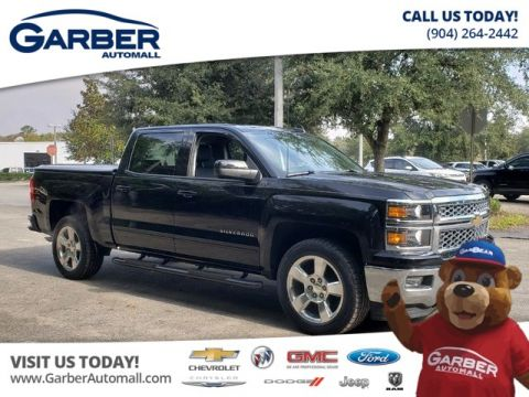 Certified Pre-Owned 2015 Chevrolet Silverado 1500 2LT