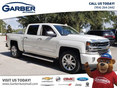 Certified Pre-Owned 2017 Chevrolet Silverado 1500 High Country Certified