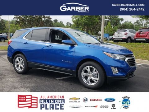 New 2019 Chevrolet Equinox LT w/1LT, NAV, Rear Vision Camera,