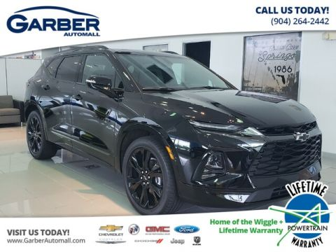2019 Chevrolet Blazer RS With Navigation
