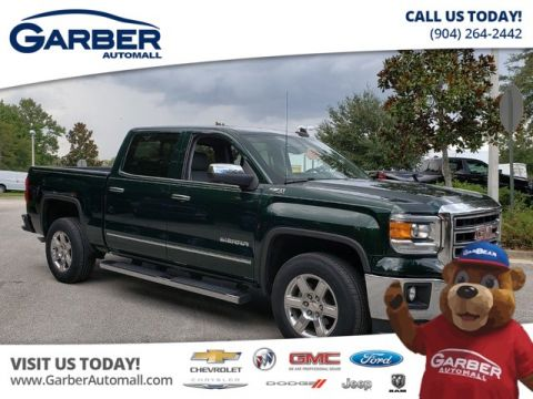 2015 GMC Sierra 1500 SLT 4x4 Z71 Package 4WD