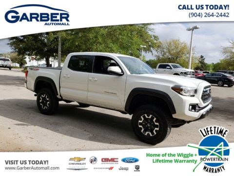 Pre-Owned 2019 Toyota Tacoma TRD Off Road 4WD