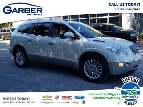 Pre-Owned 2012 Buick Enclave Leather FWD SUV