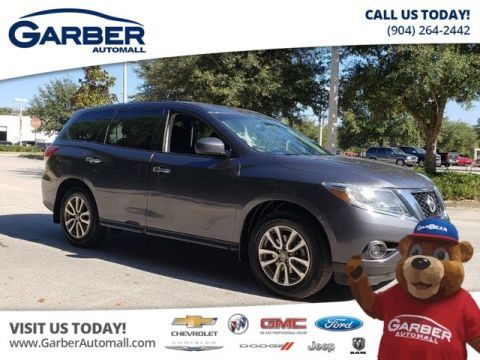 Pre-Owned 2014 Nissan Pathfinder S