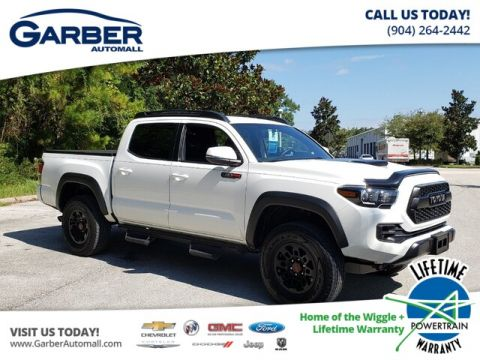 Pre-Owned 2017 Toyota Tacoma TRD Pro With Navigation & 4WD