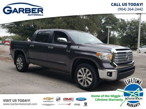 2014 Toyota Tundra Limited 5.7L V8 w/FFV With Navigation & 4WD