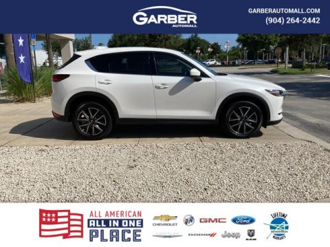 2017 Mazda CX-5 Grand With Navigation