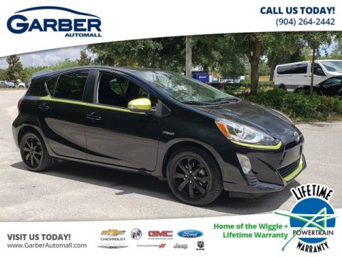 Pre-Owned 2016 Toyota Prius c Three