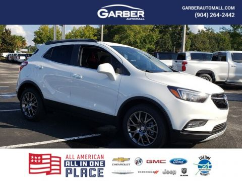 2020 Buick Encore Sport, Moonroof, All Weather Mats