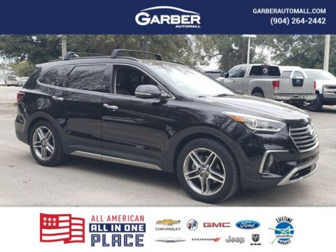 Pre-Owned 2017 Hyundai Santa Fe Limited Ultimate With Navigation