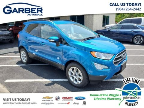 2019 Ford EcoSport SE, 200A, Cargo Mat Package
