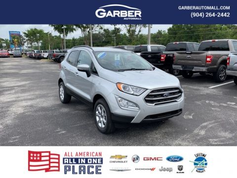 2020 Ford EcoSport SE, 200A, Moonroof, 4WD