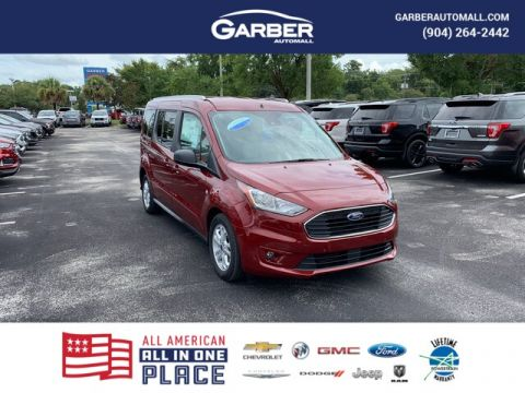 New 2020 Ford Transit Connect XLT, 210A, Keyless Entry, Lane Keeping System FWD 4D Wagon