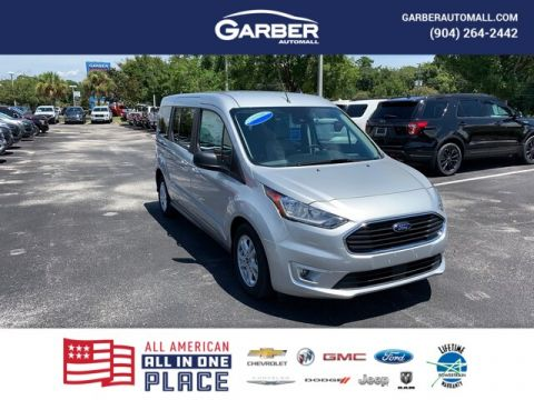 New 2020 Ford Transit Connect XLT, Navigation, Cruise Control, Carplay FWD Passenger Van