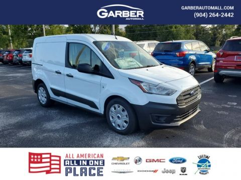 New 2020 Ford Transit Connect XL w/Rear Liftgate FWD 4D Cargo Van