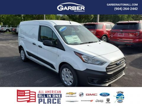 New 2020 Ford Transit Connect XL, Bluetooth, Cruise Control FWD 4D Cargo Van
