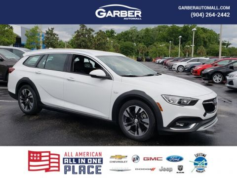 2019 Buick Regal TourX Preferred, Keyless Entry, NAV, Bose Sound System AWD