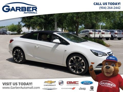 Pre-Owned 2016 Buick Cascada Premium FWD Convertible