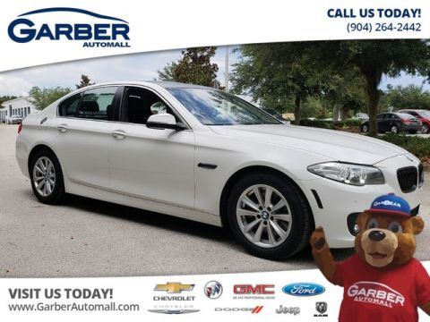Pre-Owned 2015 BMW 528i xDrive AWD