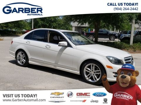 Pre-Owned 2013 Mercedes-Benz C 250