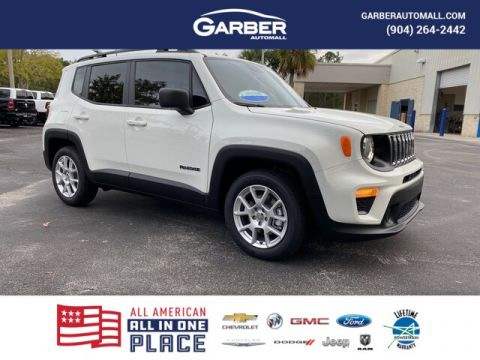 2020 Jeep Renegade Sport 4x2, Sport Appearance Group