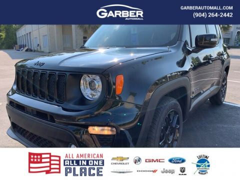 2019 Jeep Renegade Latitude DEMO W/EXTRA REBATES