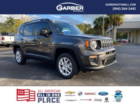 2020 Jeep Renegade Sport 4x4, currently in Loaner Service 4WD