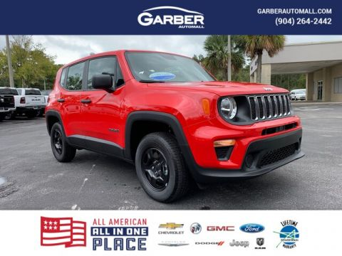 2020 Jeep Renegade Sport 4x4, Beach ready! 4WD