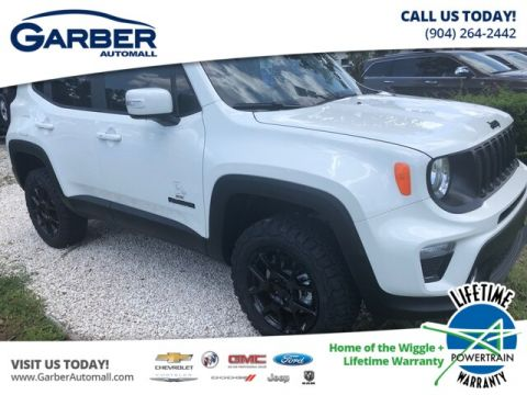 2019 Jeep Renegade Latitude Baja Edition 4WD